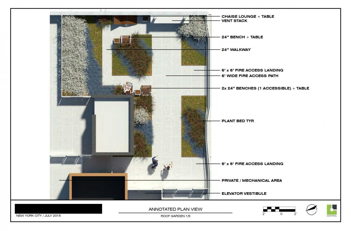 Rendered schematic plan.