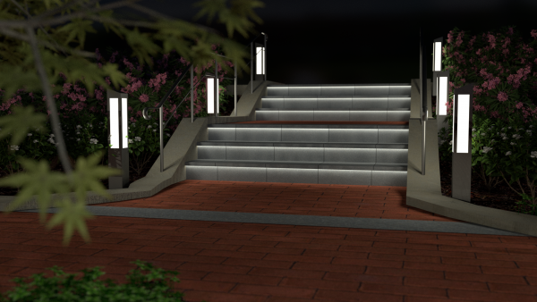 Extra Stairs View