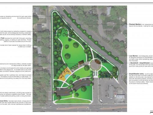 Union Avenue Park - Concept LR